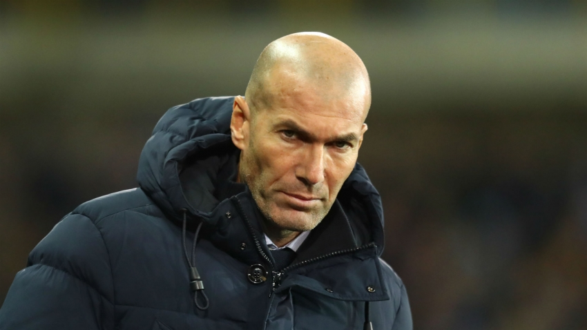 Madrid will eliminate Liverpool in Champions League last 16, jokes Zidane