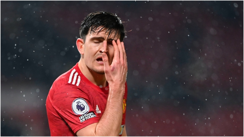 Maguire tells Man Utd to 'stand up and be counted' after shock loss