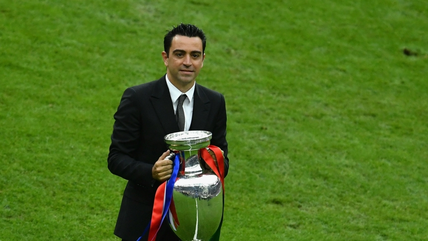 Xavi wants Barcelona 'dream team' including Carles Puyol and Jordi Cruyff