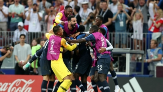 France 4 Croatia 2: Pogba and Mbappe seal thrilling World Cup triumph