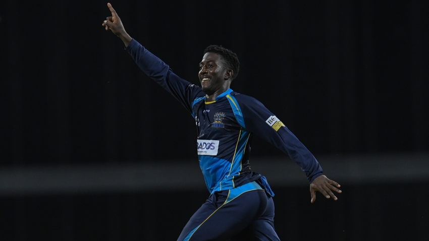 Sir Viv backs Walsh Jr to be more successful than Badree