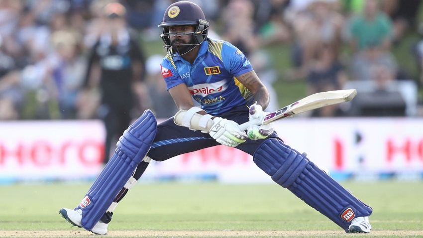 Sri Lanka bring back Dickwella for Bangladesh ODI series