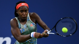 First WTA semi-final & first top-10 win as Coco Gauff's glorious week continues