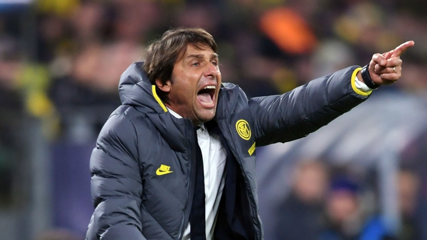 No more second chances - Conte wants Inter to thrive under Champions League pressure