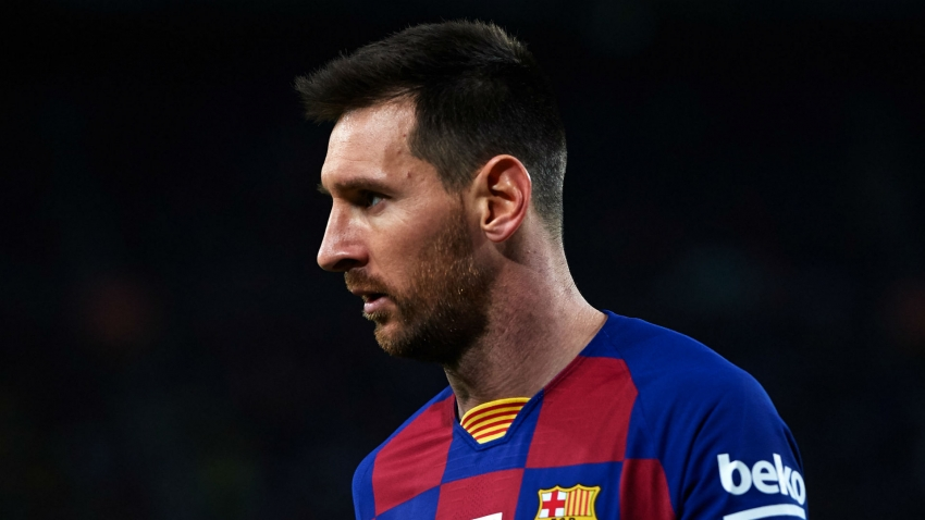 Looming Clasico influenced Valverde decision to rest Messi