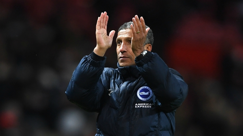 Coronavirus: Hughton welcomes Premier League return and pressures of 'mini-tournament'
