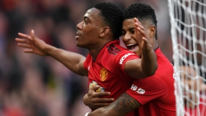 Solskjaer ready to rotate Rashford and Martial as main striker