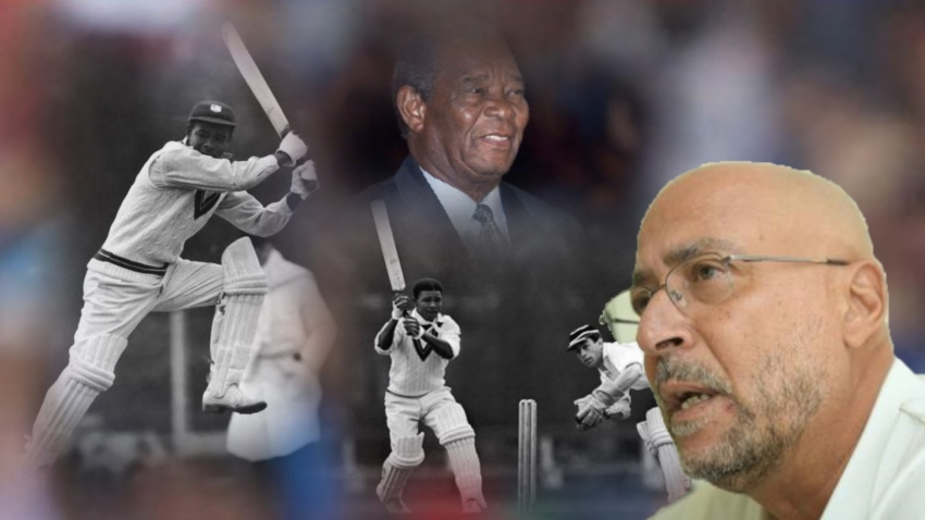 Skerritt pens heartfelt message about Sir Everton Weekes as part of CWI tribute
