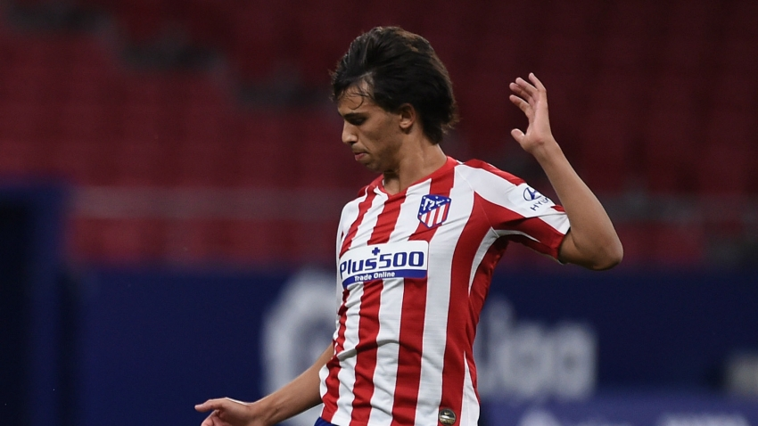 Joao Felix out of Atletico's trip to Celta with ankle injury