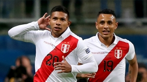 Chile 0 Peru 3: Copa America holders crash out in semi-final upset