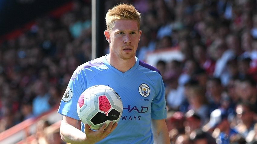 Manchester City's pass master: De Bruyne's top five Premier League assists