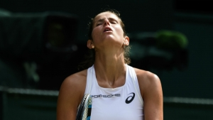 Goerges out in Lausanne, Sevastova survives scare