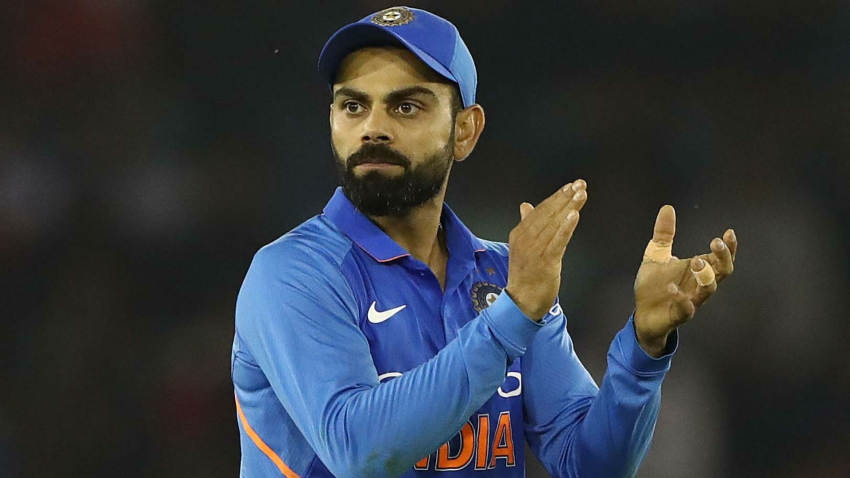 Kohli moves top of T20 list as India ease to victory over South Africa