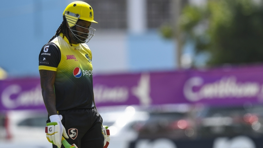 Tallawahs, Gayle penalised for second over rate breach