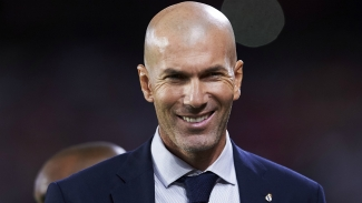 Zidane the man for France when Deschamps leaves, says FFF president