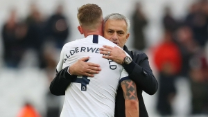 Time away for what? – Alderweireld not having break after birth of son, Mourinho confirms