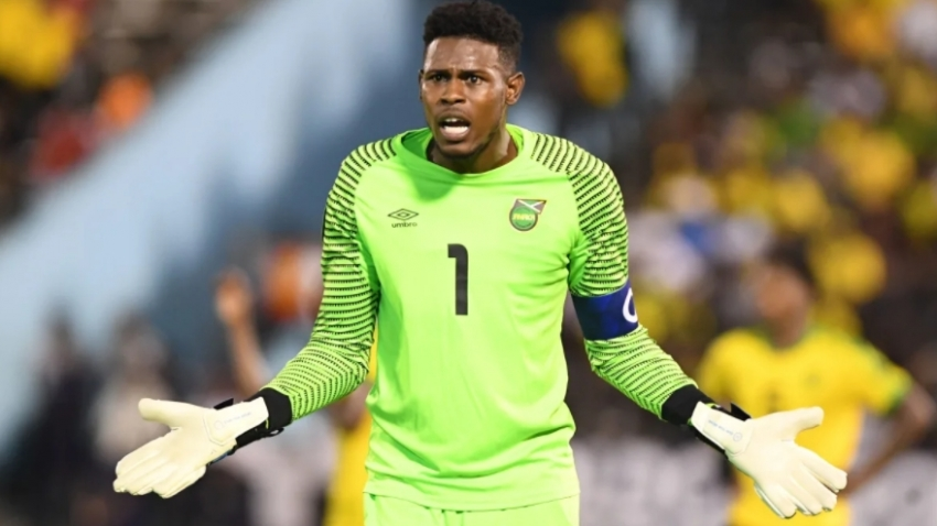 'More can be done to find funds for Reggae Boyz' - Jamaica goalkeeper Blake wants JFF to do better job