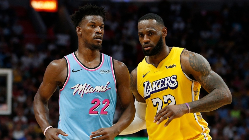 NBA Finals: Two superstars versus a team - can LeBron and AD master Miami?