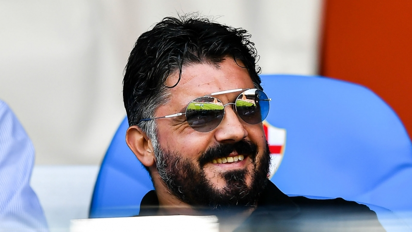 Ancelotti offered Gattuso advice on improving Napoli