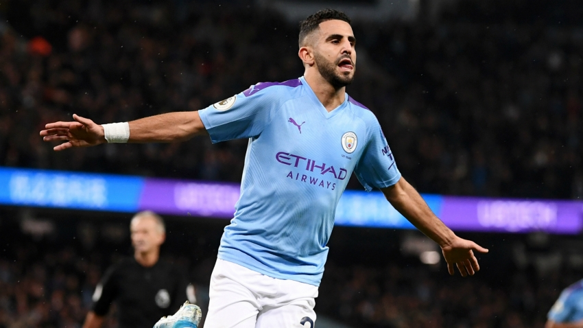 Man City have everything to win Champions League - Mahrez