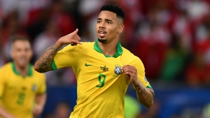 Brazil 3 Peru 1: Jesus stars, sees red as Selecao seal Copa glory