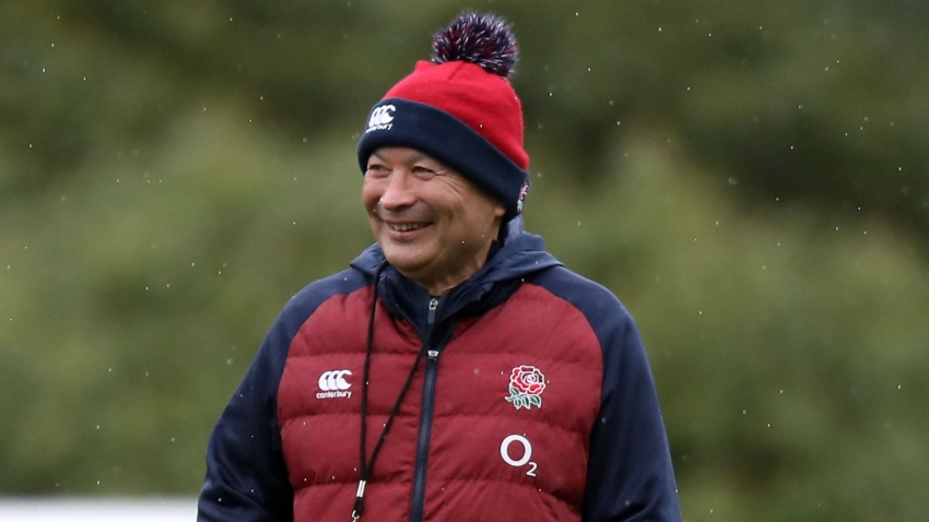 Eddie Jones pursuing perfection and lasting legacy with England
