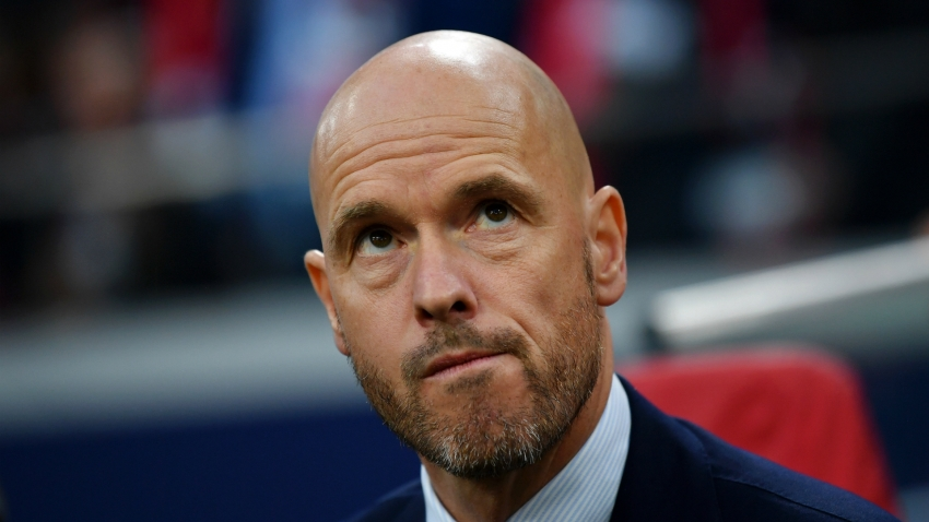 Ten Hag bemoans poor fortune after Ajax's premature Champions League exit