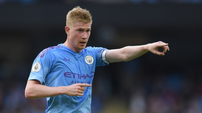 De Bruyne fastest to 50 Premier League assists after Aguero opener