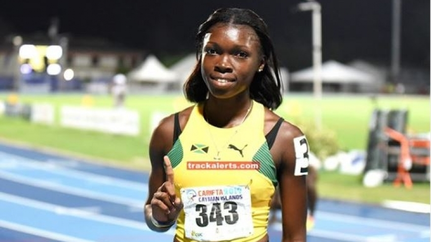 Jamaica ratchets up medal count with 1-2 in the 400 metres