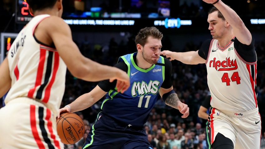 Mavs fans must appreciate 'walking bucket' Doncic - Melo