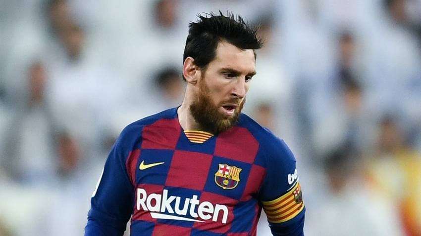 Lionel Messi leaving Barcelona would not be 'a drama' for LaLiga, says Tebas