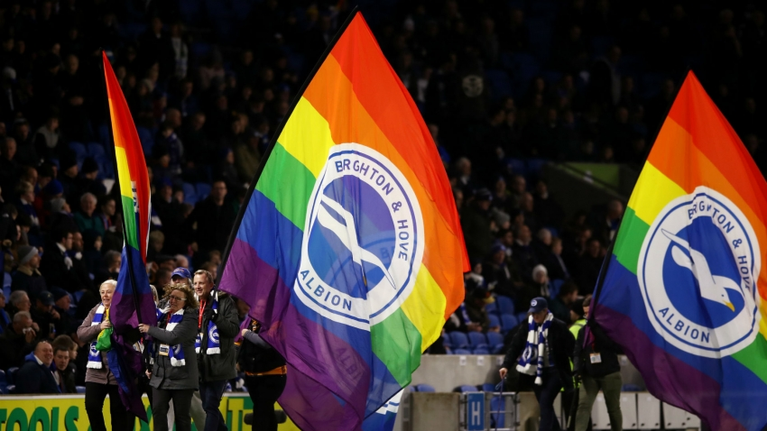 Wolves confirm two arrests for homophobia in Brighton and Hove Albion match