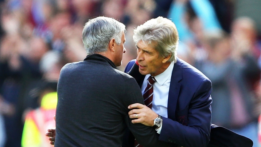 Mourinho not my friend or my enemy, says old foe Pellegrini