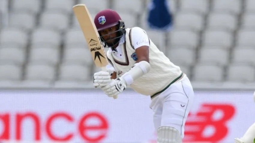 Brathwaite's 246 pilots Windies to 571 against New Zealand 'A""