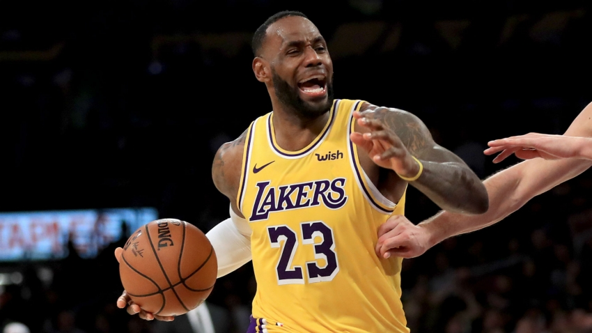 LeBron James makes history, says it's 'pretty cool'