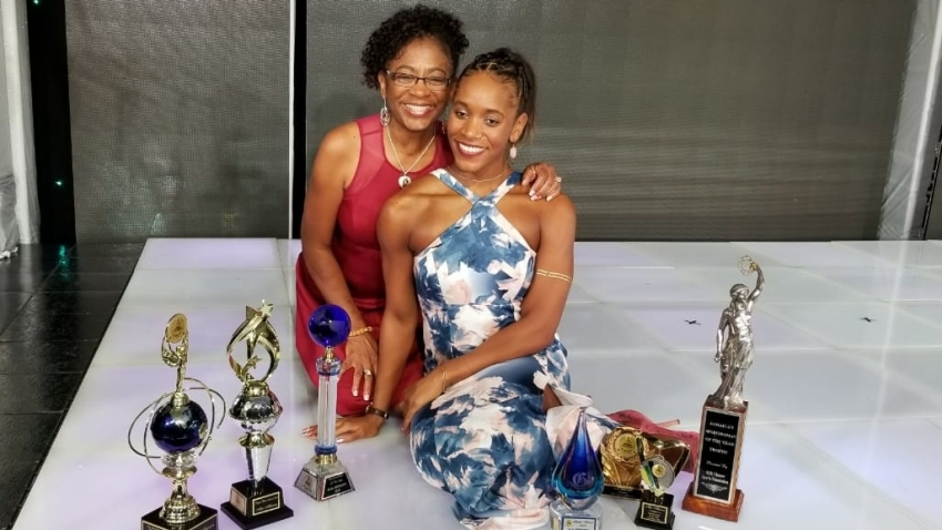Sportswoman of the Year Alia Atkinson speechless over Iconic Award