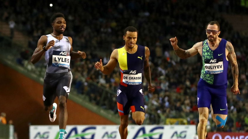 IAAF reveals Diamond League changes, stuns Lyles by dropping 200 metres