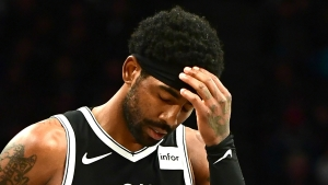 Irving unable to enjoy 50-point Nets debut because 'the job wasn't done'