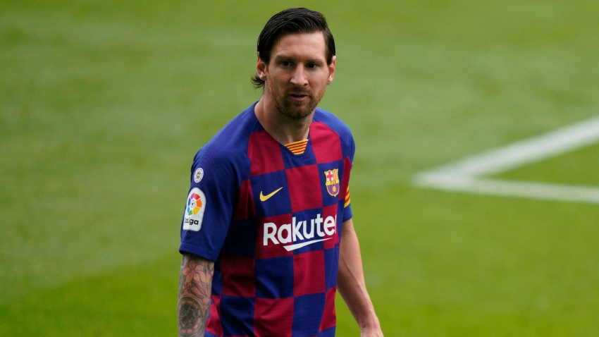 Guardiola hopes Messi stays at Barcelona