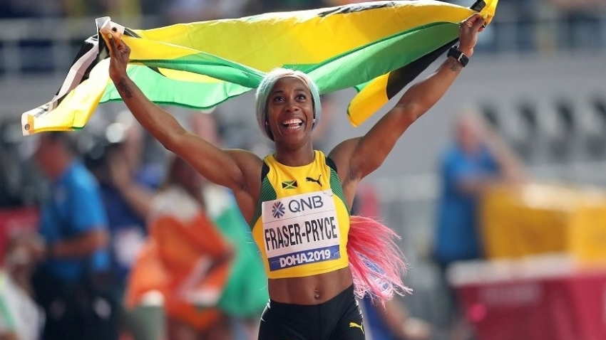 Shelly-Ann Fraser-Pryce up for prestigious Laureus Sportswoman of the Year award
