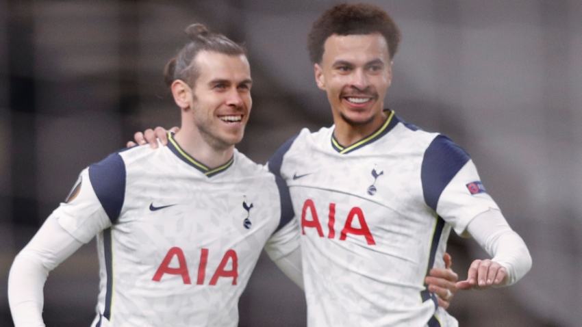 Mourinho hints Bale and Alli could start Tottenham games with Son and Kane