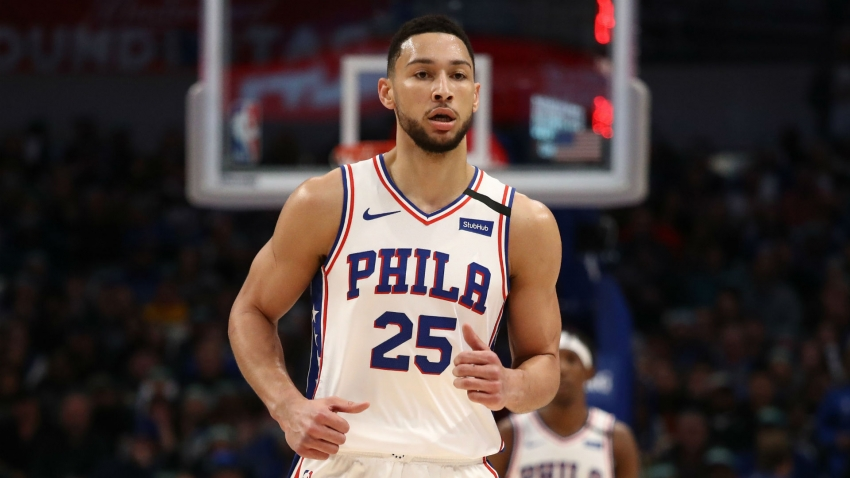 76ers coach Brown excited to see Simmons at power forward ahead of NBA restart