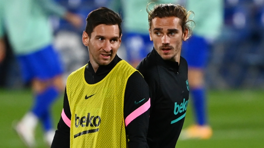 Messi preventing Griezmann from expressing himself at Barca – Wenger
