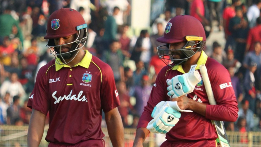 Hope cannot inspire Windies as Bangladesh cruise to series win
