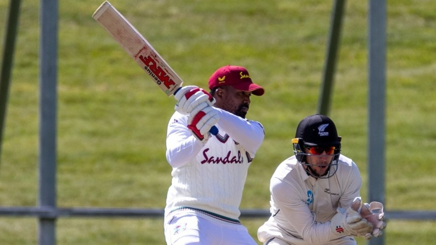 Bravo smashes stroke-filled 100 in strong second-day reply for Windies reserves
