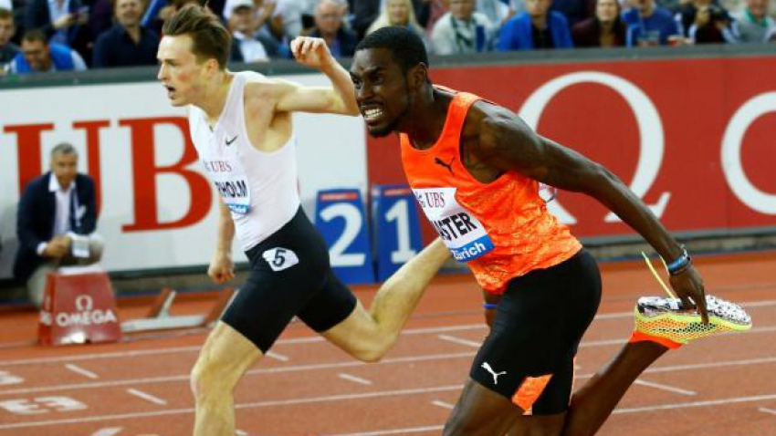 McMaster thrilled with 'perfect' Diamond League finale
