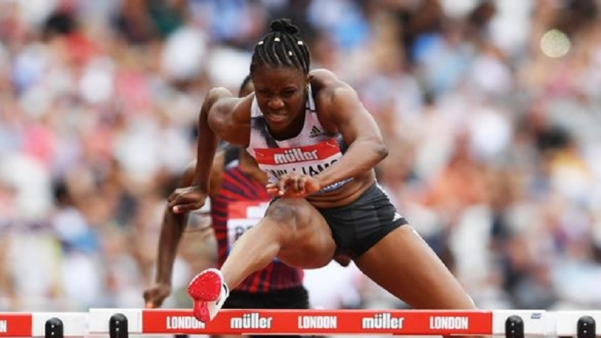 Williams to test the Harrison waters ahead of Diamond League final
