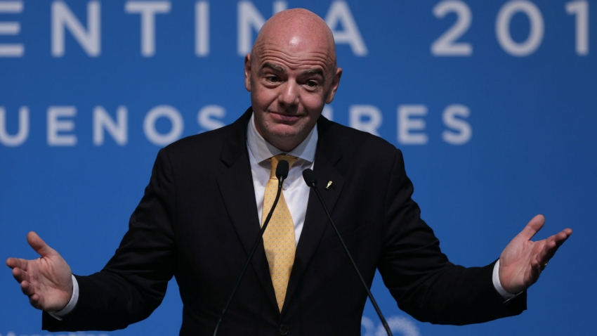 Infantino set to lead FIFA for another four years