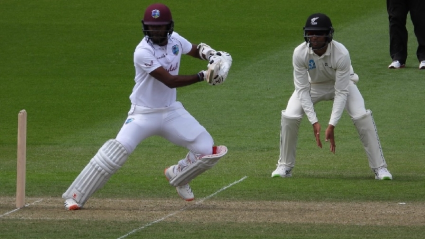 Brathwaite's unbeaten 183, Bravo's 93, put West Indies in command against NZ 'A'