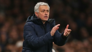 Mourinho relishing first full Spurs season